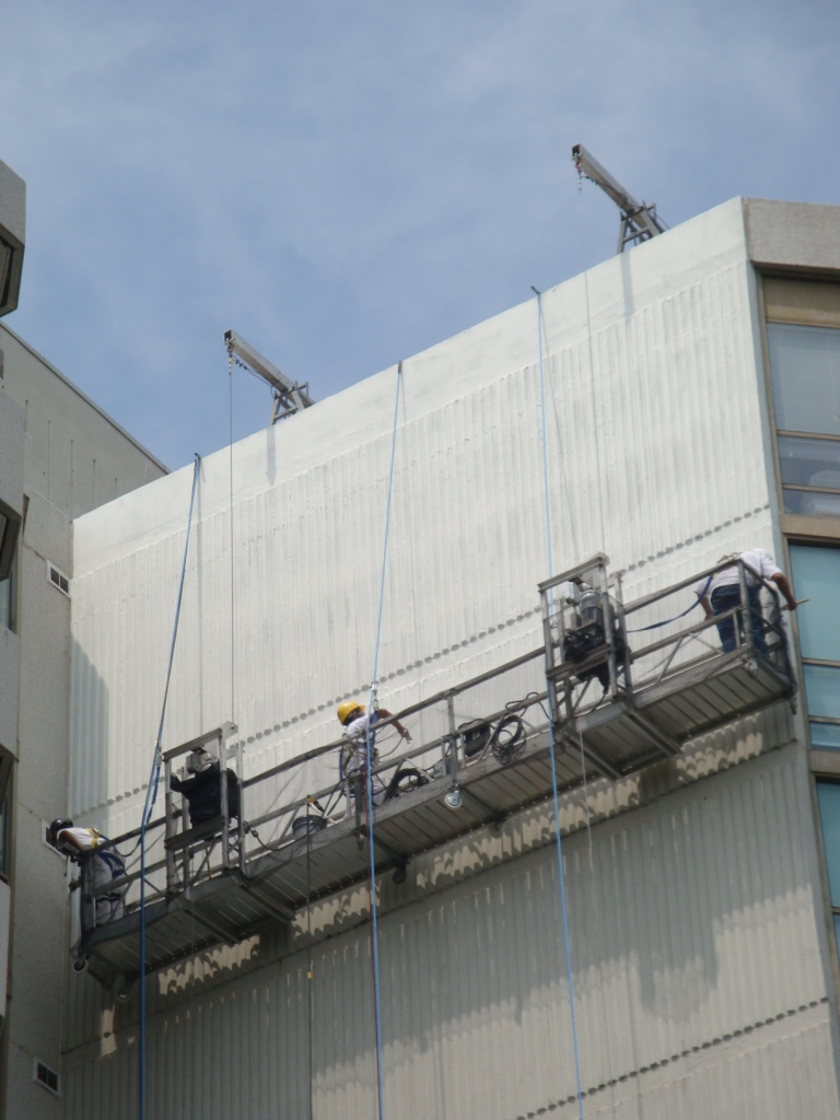Scaffold-ArmourCo-Painting