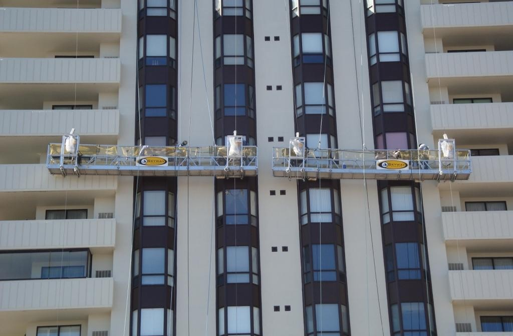 ArmourCo Scaffold High-rise