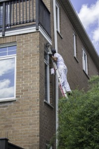 ArmourCo Painting Window Lintel