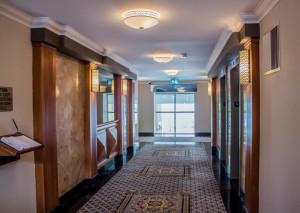 Lakeshore Rd. Condo in Burlington recently renovated