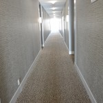 Condo hallway renovations completed