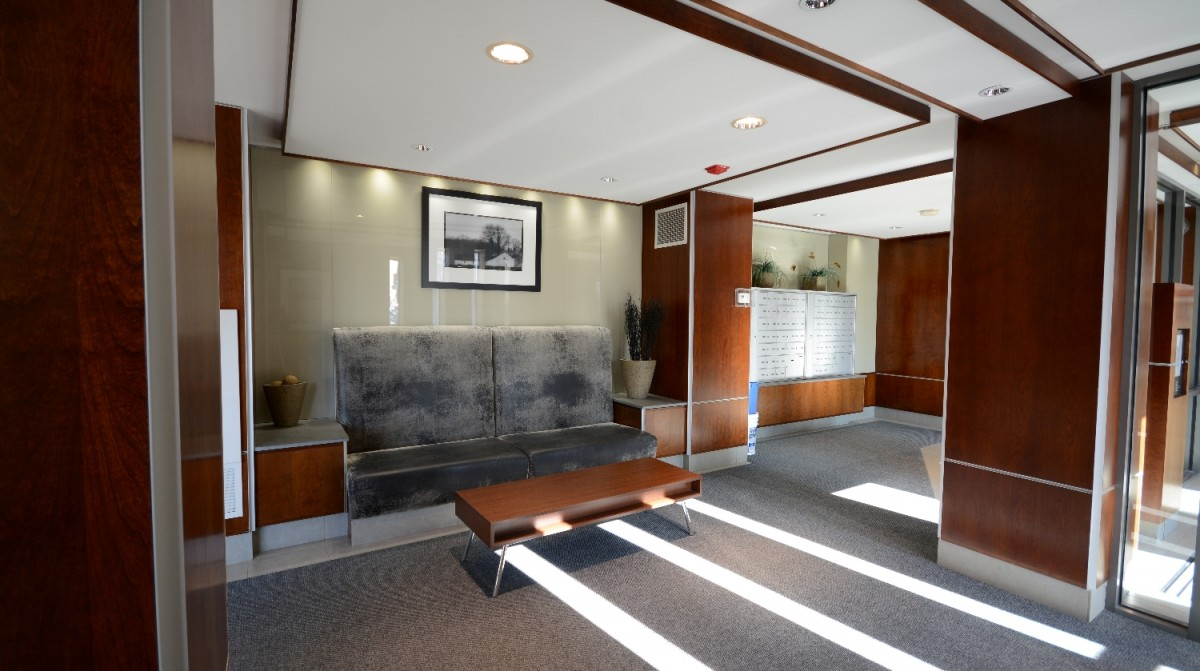 Condominium Lobby at Port Street